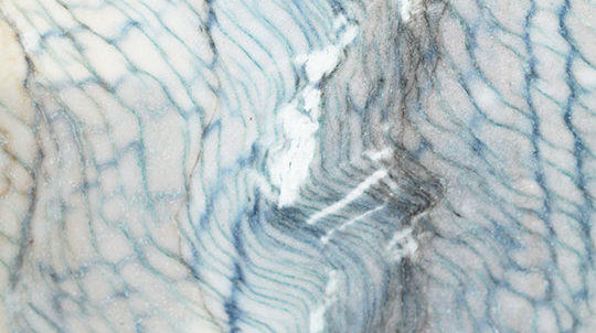 Dünnstein Azul Macaubas Quarzit