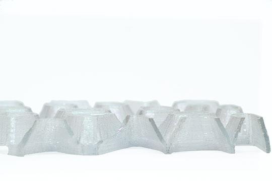 3D Druck mit ITO Beschichtung