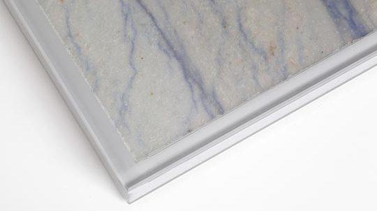 IGU mit Azul Macaubas 1mm