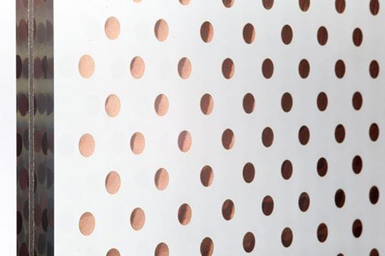 SEEN Elements - Nachstellung von Kupfer Details