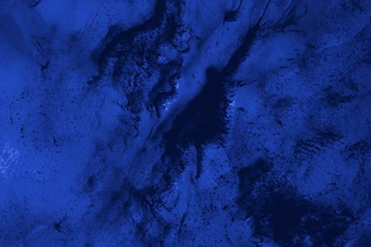 Acrylglas VOGHERA Blue - SEEN AG